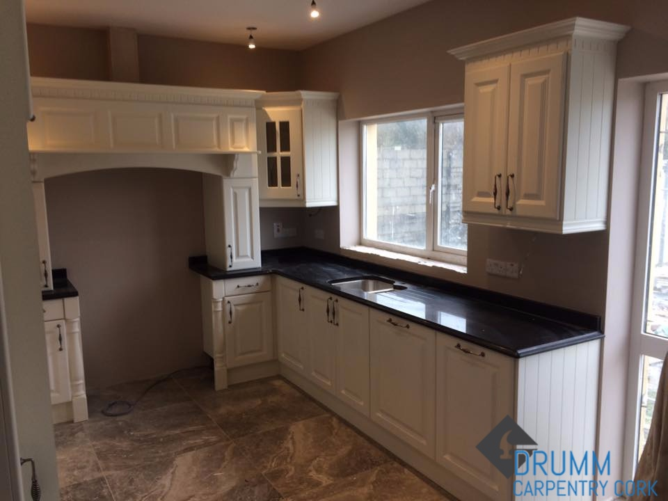 Local Carpentry Service - Kitchen Fitting