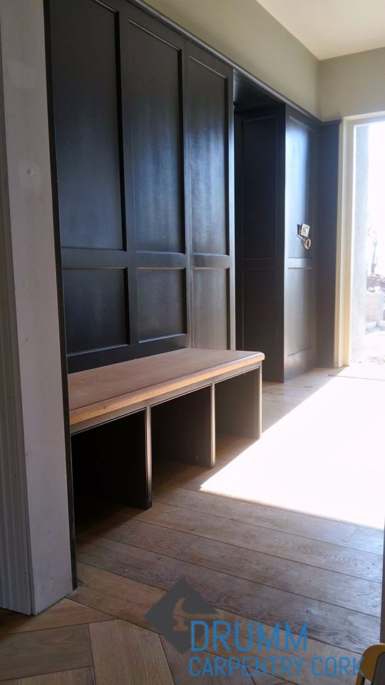Custom Wardrobe Fitting North Cork