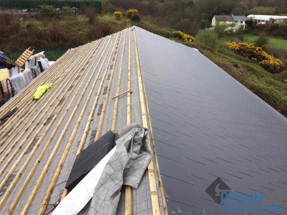 Roofing Contractor North Cork