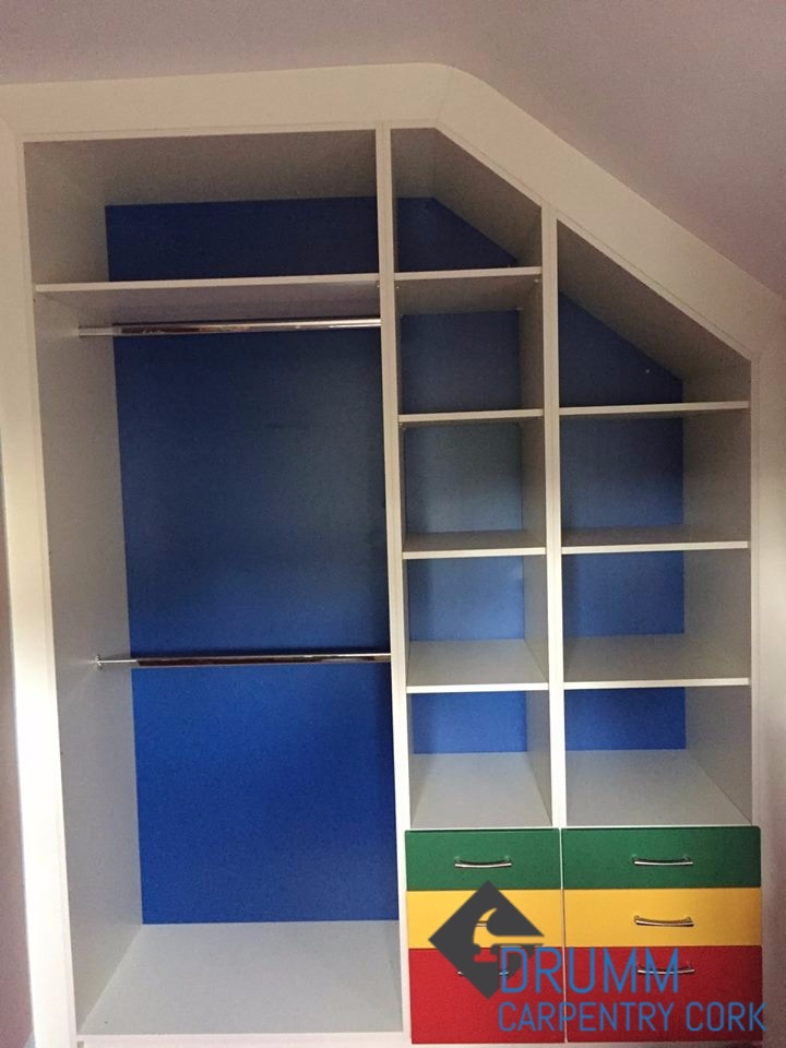 Fitted wardrobes cork