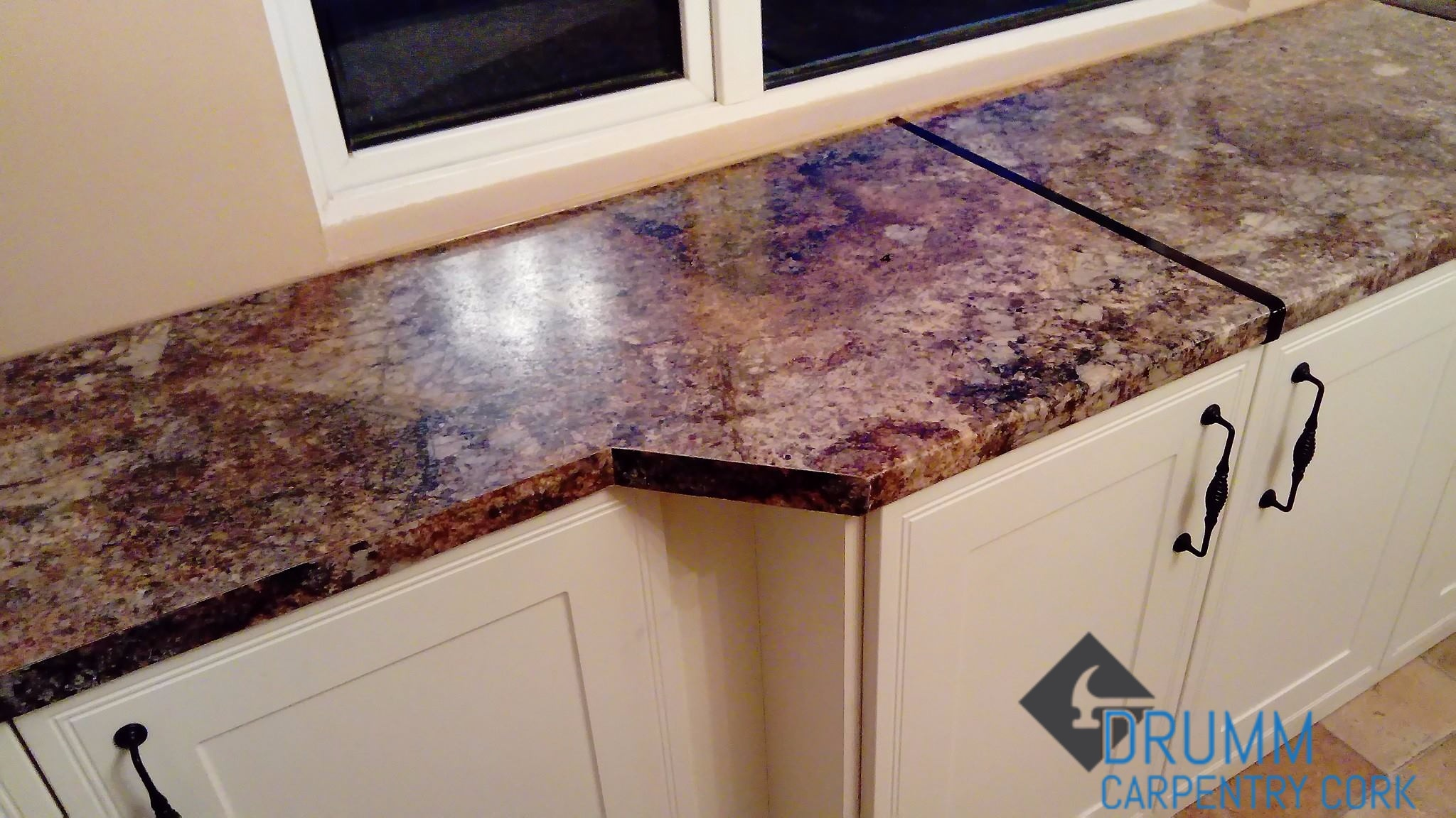 kitchen worktops cork