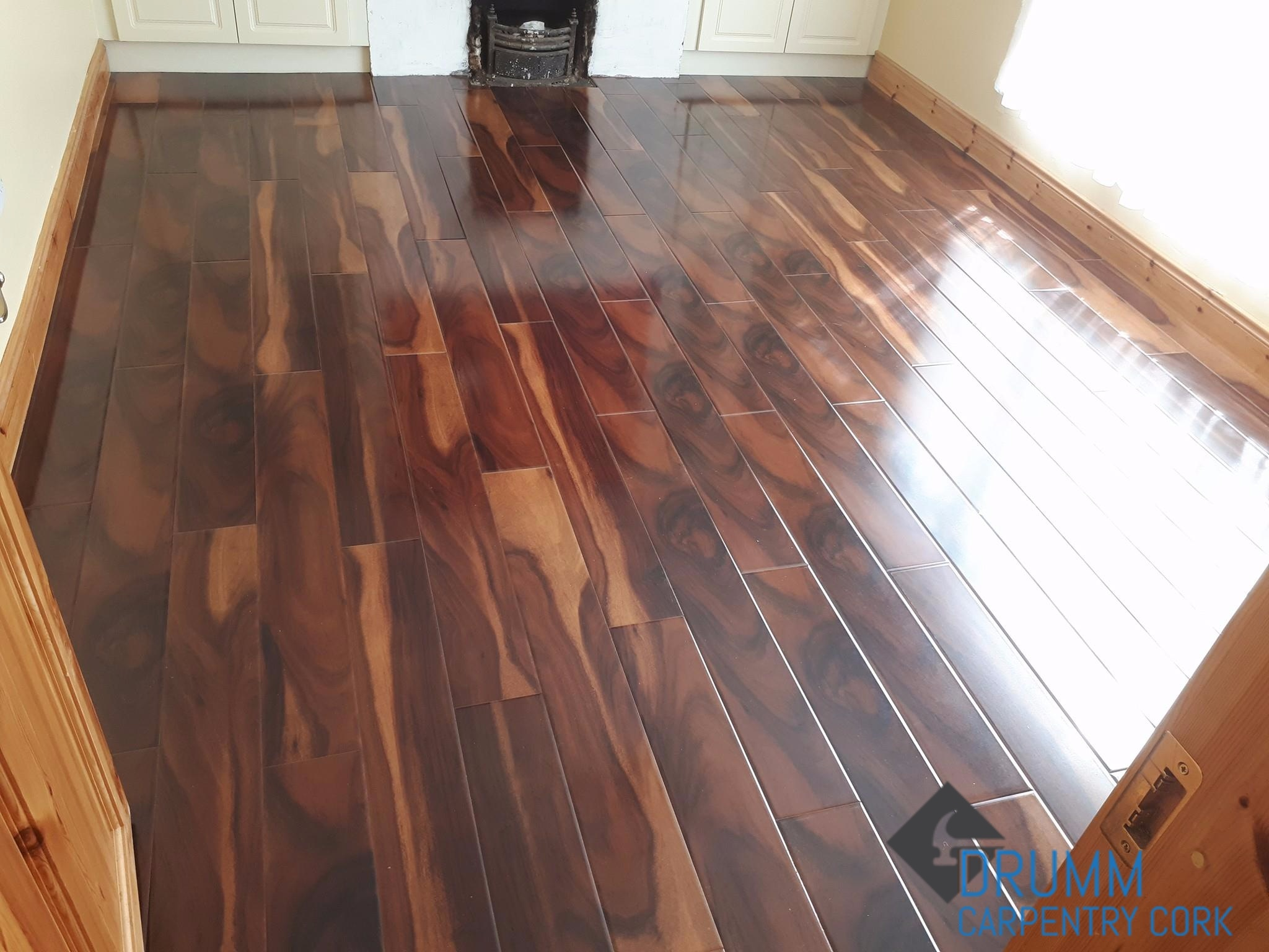 Timber Flooring Installation North Cork